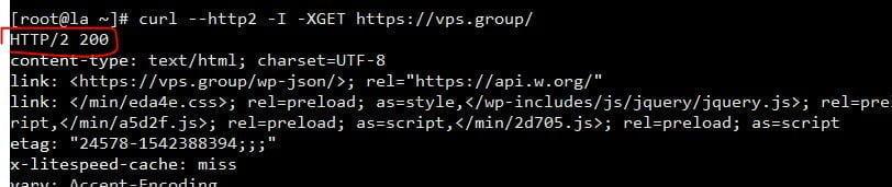 在CentOS7上用yum安装支持HTTP/2的cURL 7.62